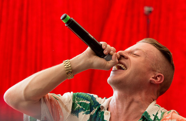 Ben+Haggerty+Macklemore+Ryan+Lewis+Perform+D5Qn4fBG8Gll