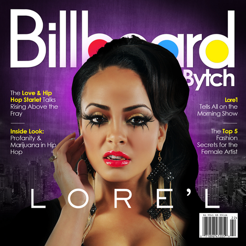 billboard bytch-cover