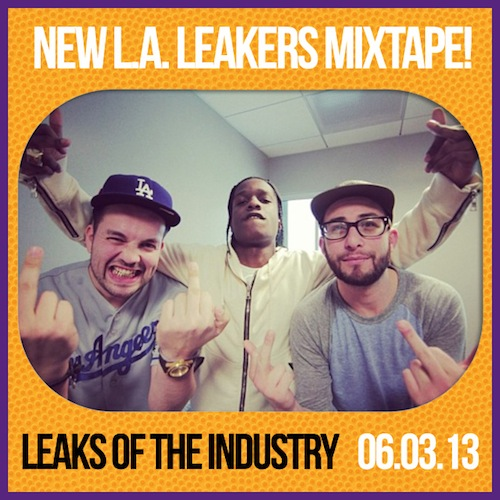 leaks of the industry-cover