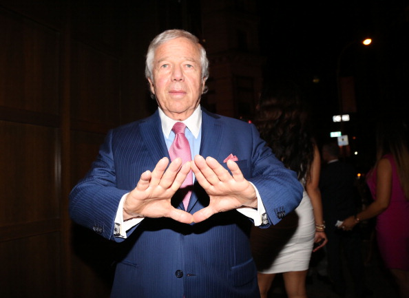 The 40/40 Club 10 Year Anniversary Party - Inside