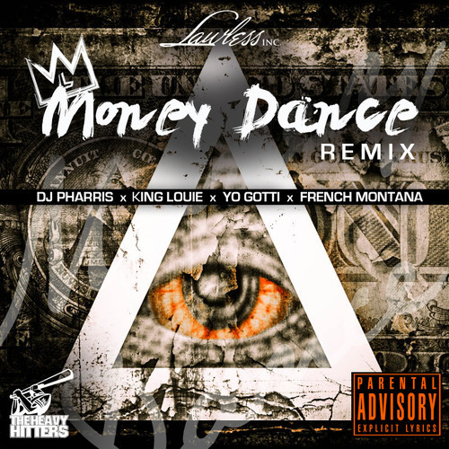 money dance remix-cover