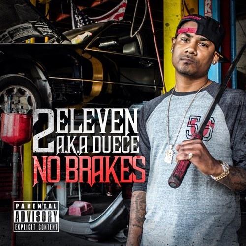 no brakes-cover