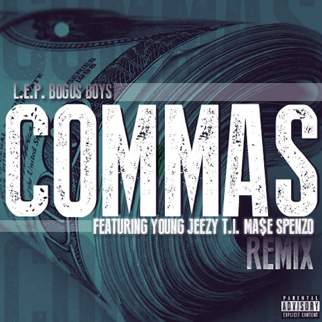commas-remix