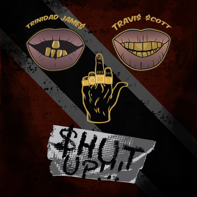 shut up!-cover