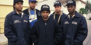 Ice Cube, Dr. Dre, Eazy-E, Yella, Mc Ren