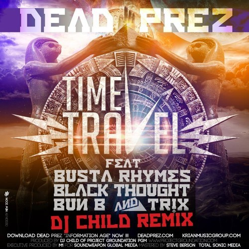 time travel remix