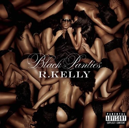 black panties deluxe