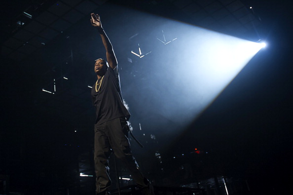 Jay Z Performs At The Oslo Spektrum