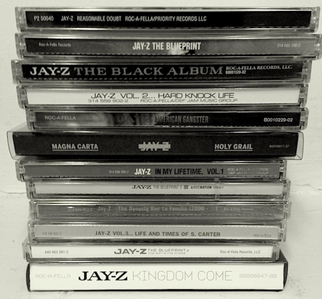 Jay z ranks solo albums rap radar jay z ranks solo albums malvernweather Image collections
