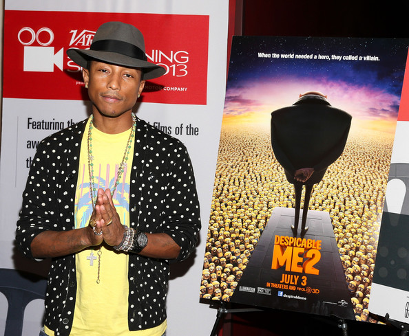 Pharrell+Williams+Despicable+2+Screening+Hollywood+rbe9wGfBK85l