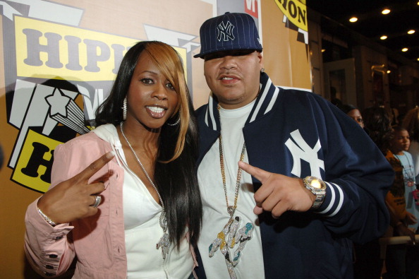 2005 VH1 Hip Hop Honors - Gold Carpet