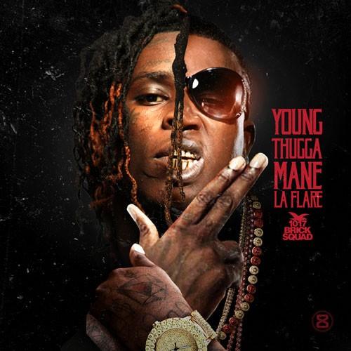 young thugga mane la flare