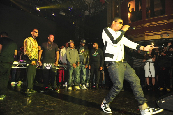 Fabolous In Concert