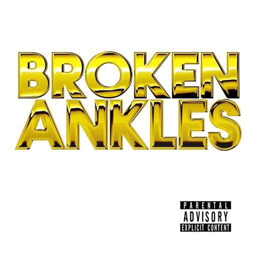 BROKEN ANKLES_Cover