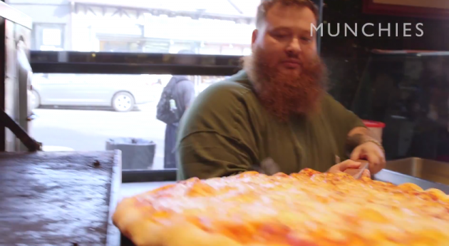 pizza bronson