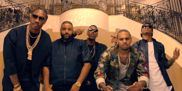 Dj Khaled Feat. Chris Brown, August Alsina, Future ...