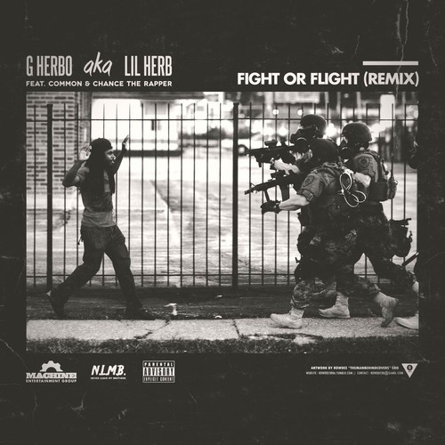 fight or flight remix