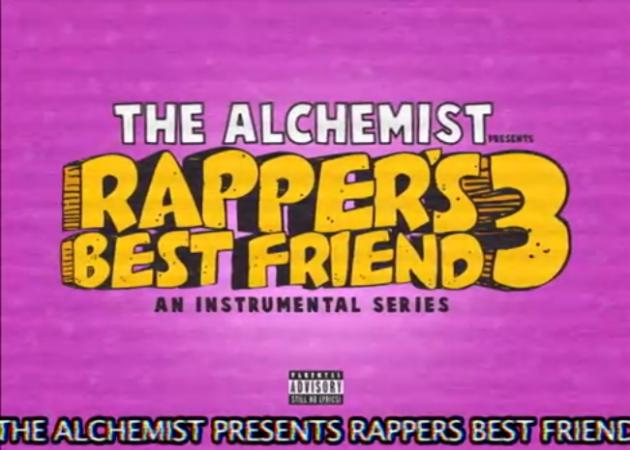 rappers best friend 3