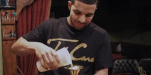 drake grammy drink