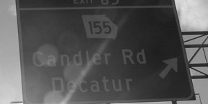 candler road shit