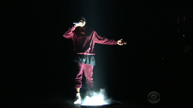 Kanye West Only One Live @ The Grammys