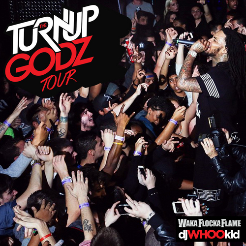 the turn up gods tour