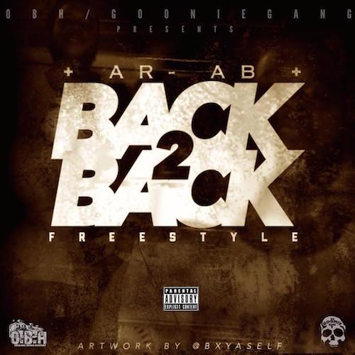 back 2 back ar-ab