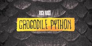crocodile python