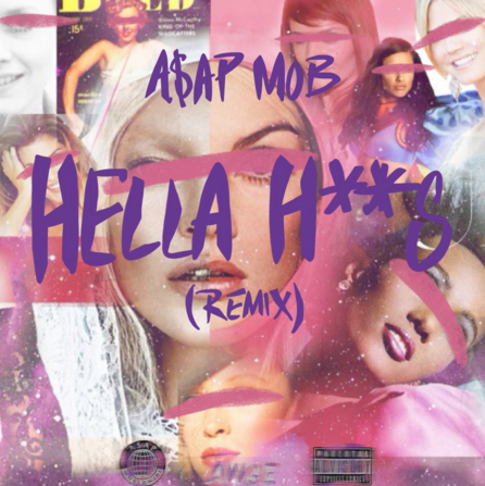 New Music: A$AP Mob ft. Aston Mathews & Danny Brown- Hella Hoes (Remix)