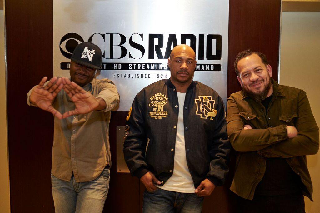 "Kareem ""Biggs"" Burke (Rocafella Co-Founder) Rap Radar Podcast Interview"