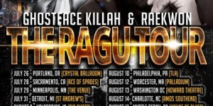 the ragu tour dates