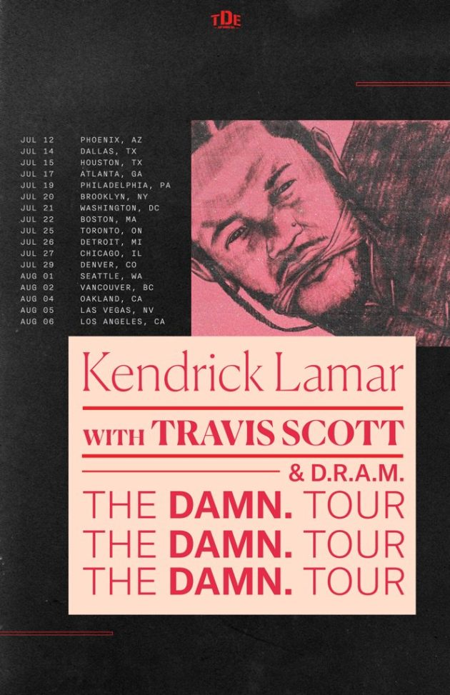 kdot tour