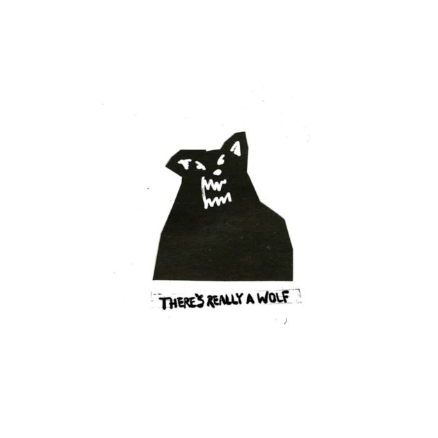 theresreallyawolf