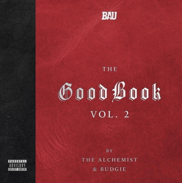 new album the alchemist budgie the good book vol rap radar the good book vol 2