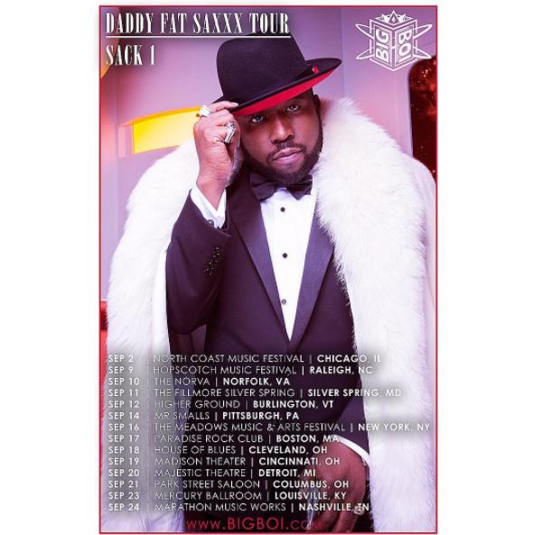 daddyfatsaxxx tour