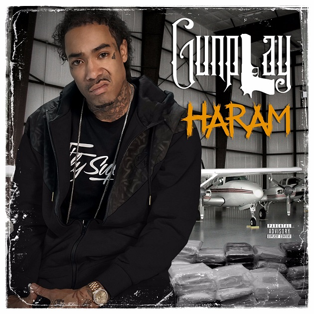 Gunplay HARAM Cover