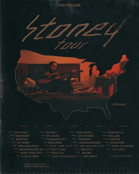 stoney tour