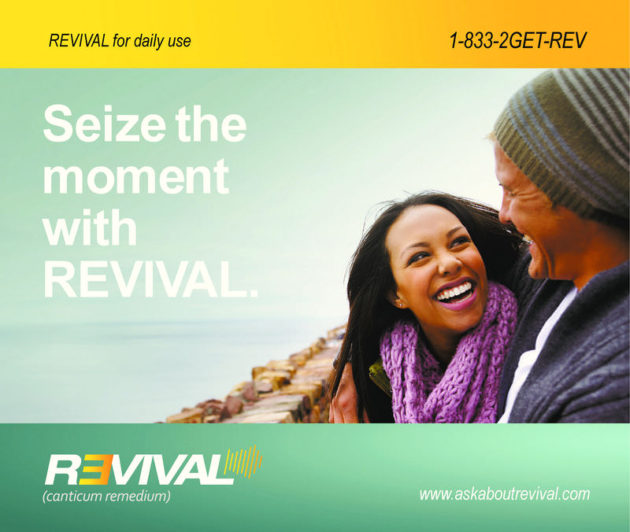 revival ad