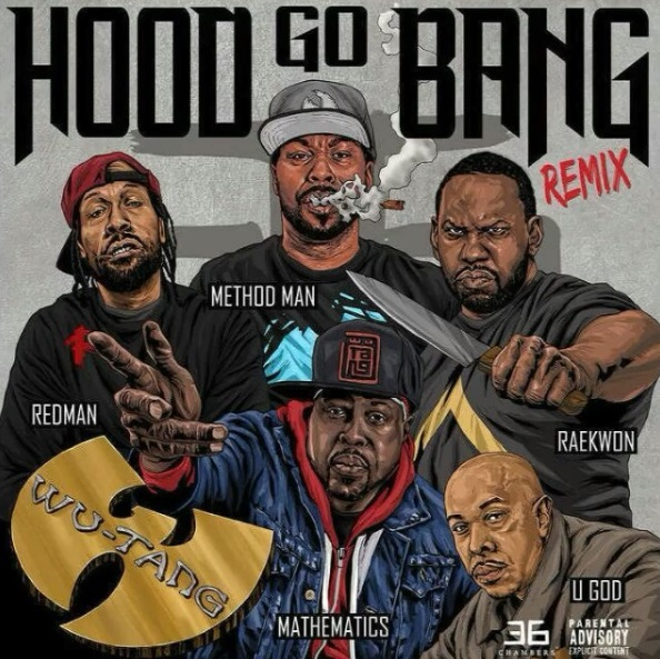 hood go bang remix