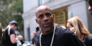 dmx returns to jail