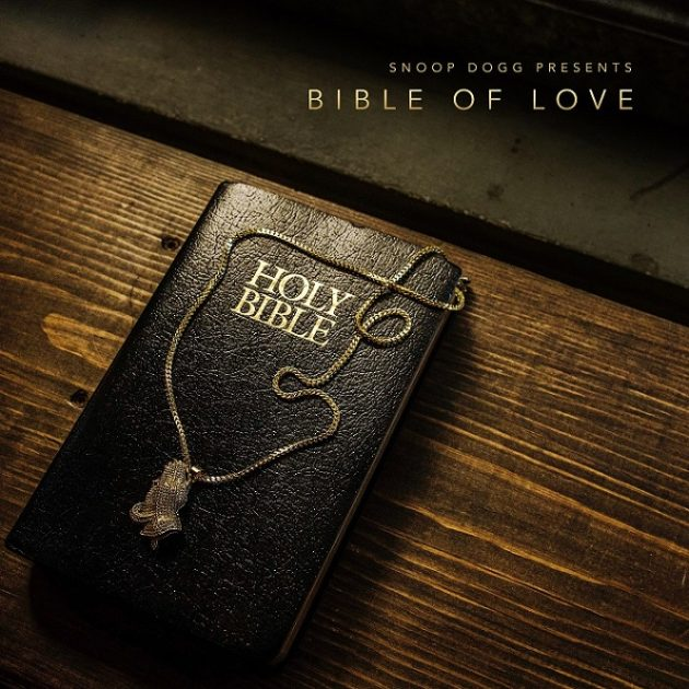 Snoop Dogg-Bible of Love-Cover art (PRNewsfoto/RCA Inspiration)