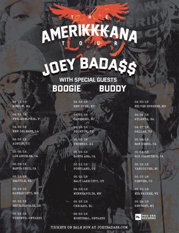joey tour