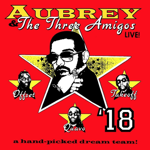 drake and three amigos tour