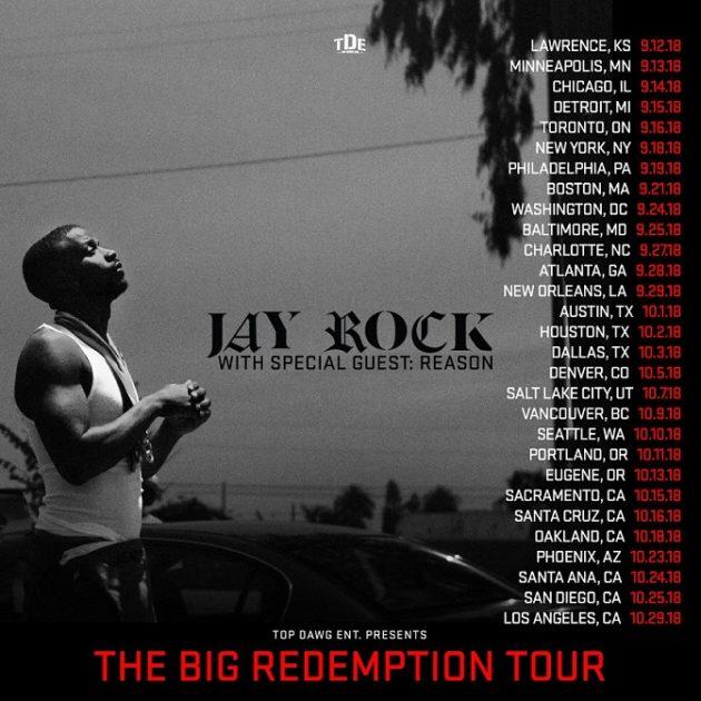 the big redemption tour