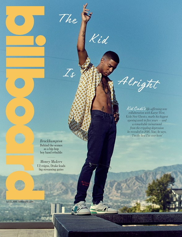 kid cudi billboard