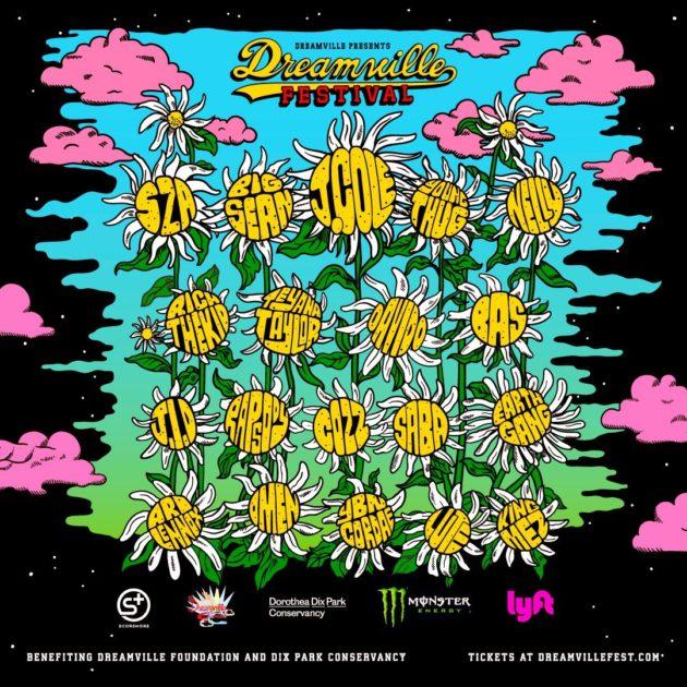 dreamville festival lineup