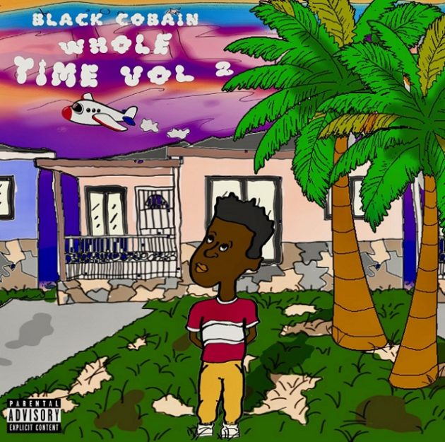 whole time vol 2