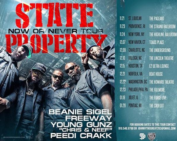 State Prop Tour