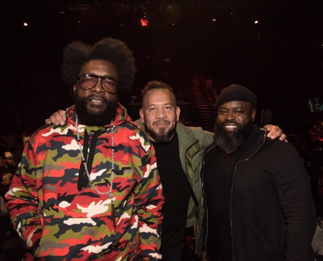 CRWN: Questlove & Black Thought | Rap Radar